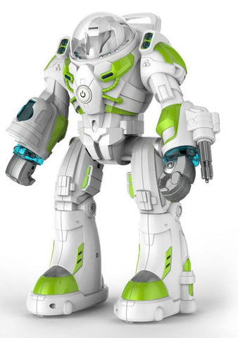 RS Robot Spaceman, Standard Version, Green