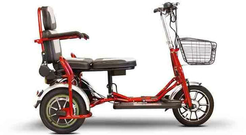 EWheels Ew-02R Folding Bariatric Scooter - FunRidingToys.com