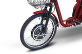 EWheels Ew-29R 100% Electric Power, Combine Pedaling And Electric Power At The Same Time - FunRidingToys.com