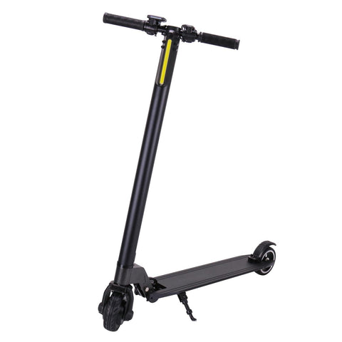 GLARE S1 Black Electric Scooter - FunRidingToys.com