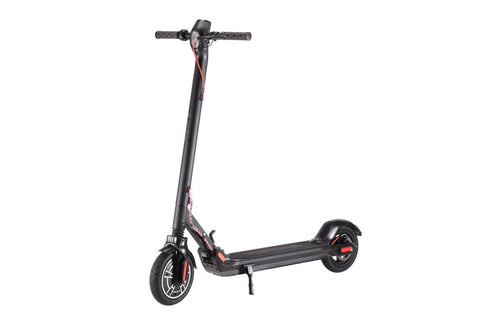 GLARE S10 Black Electric Scooter - FunRidingToys.com
