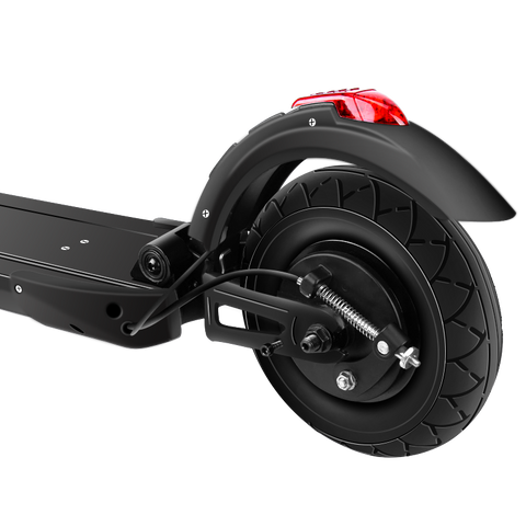 GLARE S5 Black Electric Scooter - FunRidingToys.com