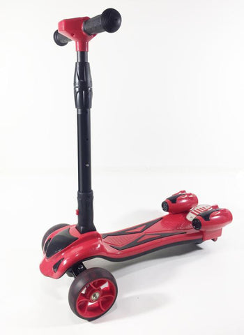 GLARE Y1 Red Electric Scooter - FunRidingToys.com