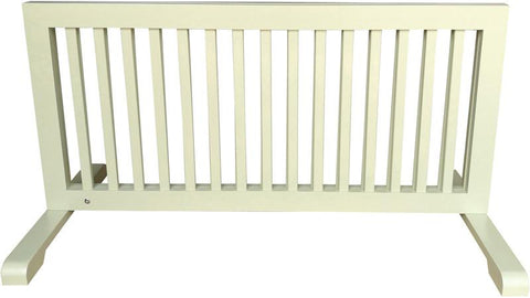 MDOG2 MK814-721LTGRN Free Standing Step Over Gate - Light Green - Peazz.com - 3