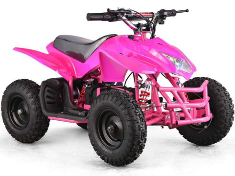 MotoTec MT-ATV5-Pink Mini Quad v5 Pink