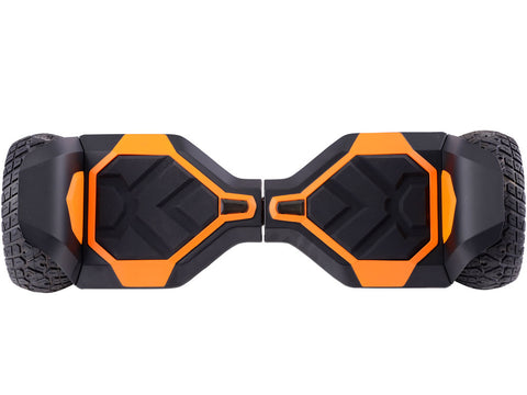 MotoTec MT-SBS-Ninja-85-Orange Hoverboard Ninja 36v 8.5inch Orange (Bluetooth)