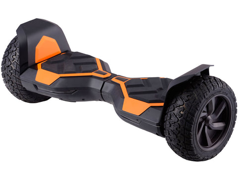 MotoTec MT-SBS-Ninja-85-Orange Hoverboard Ninja 36v 8.5inch Orange (Bluetooth) - FunRidingToys.com