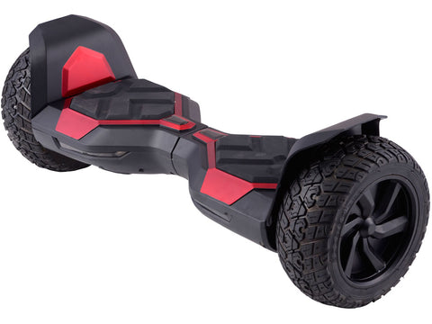 MotoTec MT-SBS-Ninja-85-Red Hoverboard Ninja 36v 8.5inch Red (Bluetooth) - FunRidingToys.com