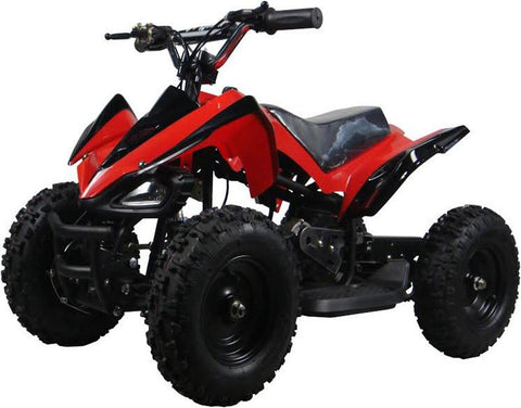 Go-Bowen XW-EA15-R Red Mars Kids Electric Quad Battery-Powered ATV - FunRidingToys.com
