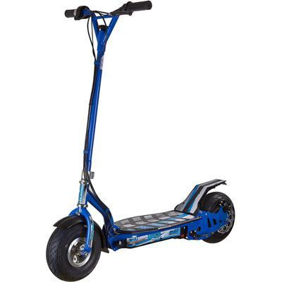 UberScoot Evo-300-Blue 300w Electric Scooter Blue