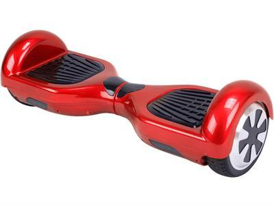 MotoTec MT-SBS-Red Hoverboard 36v 6in Scooter Red