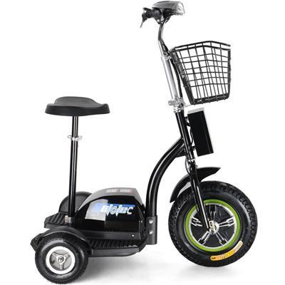 MotoTec MT-TRK-500 Electric Trike 500w
