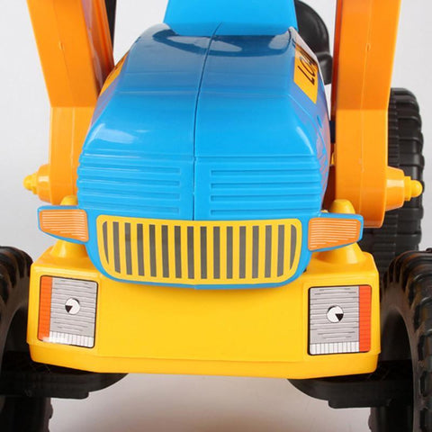 Vroom Rider VRC314 Big Kids Ride-On Loader Roller - Peazz.com - 3