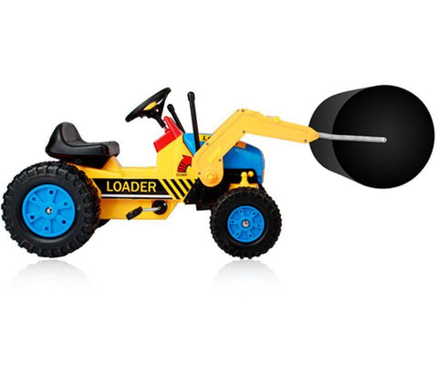 Vroom Rider VRC314 Big Kids Ride-On Loader Roller - Peazz.com - 1