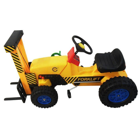 Vroom Rider VRC316 Big Kids Forklift Ride-On - Peazz.com - 1