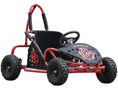MotoTec MT-GK-05_Red Off Road Go Kart 79cc Red - Peazz.com