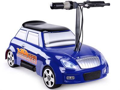 MotoTec MT-MR_Blue Mini Racer V2 24v Blue - Peazz.com