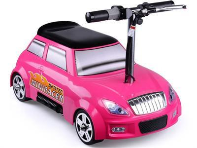 MotoTec MT-MR_Pink Mini Racer V2 24v Pink - Peazz.com