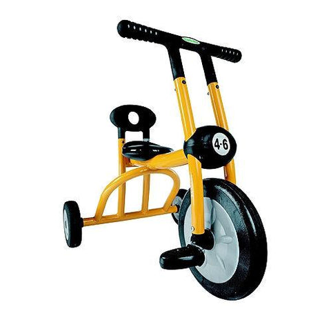 Italtrike Pilot 300 Tricycle in Yellow - 300-14 - FunRidingToys.com