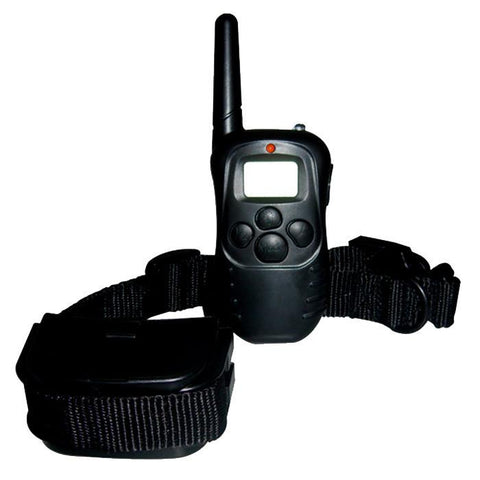 300 Yard Petrainer 2 Dog Remote Training System with LCD Display - MK998D - FunRidingToys.com