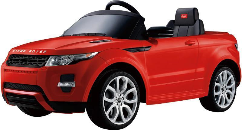 Vroom Rider Vr81400-red Range Rover Rastar 12v - Battery ...