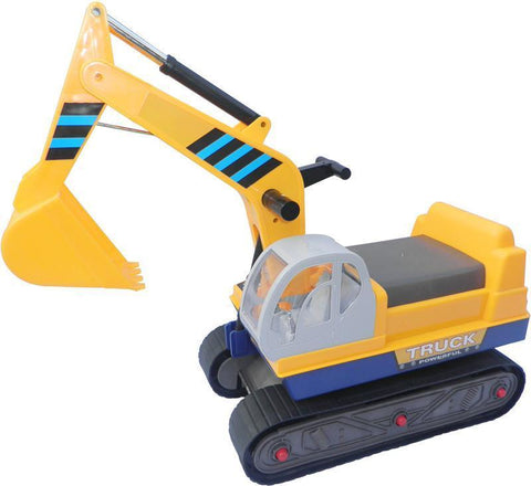 Vroom Rider VREX03 Ride-on Tracks Excavator - Peazz.com