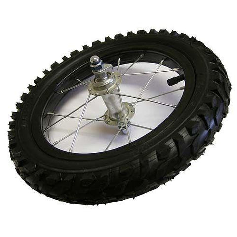 Optional Aluminum Rim with Tube and Tire - Peazz.com