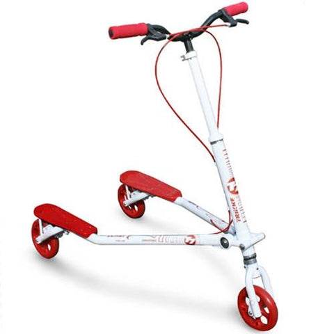 Trikke T7 Convertible Kids Carving Vehicle - T7K-WTRD - Peazz.com