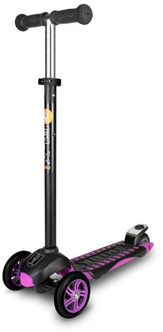 YBike YGLXP2 GLX PRO Black/Purple - Peazz.com