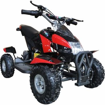 Go-Bowen Gobi Red 350W ATV - Peazz.com