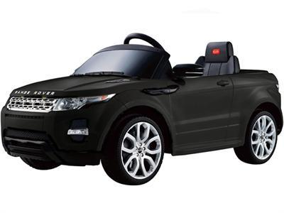 Rastar RA-81400_Black Land Rover Evoque 12v Black RC - Peazz.com