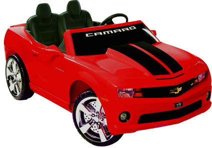 NPL NPL-0821 Chevrolet Racing Camaro 12v Car Red