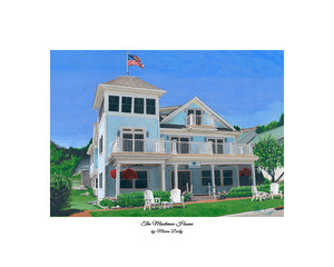 """The Mackinac House"" Deely, Maria"