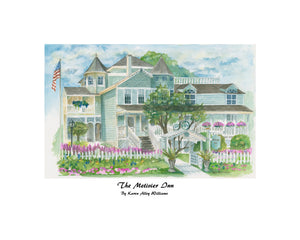 """The Metivier Inn"" Williams, Karen Alley"