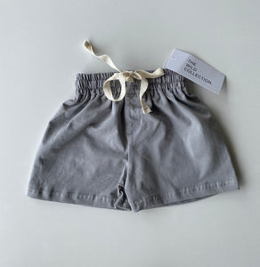 Adventure Shorties - Stone Grey