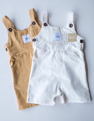 Vinnie Overalls - Vintage Denim