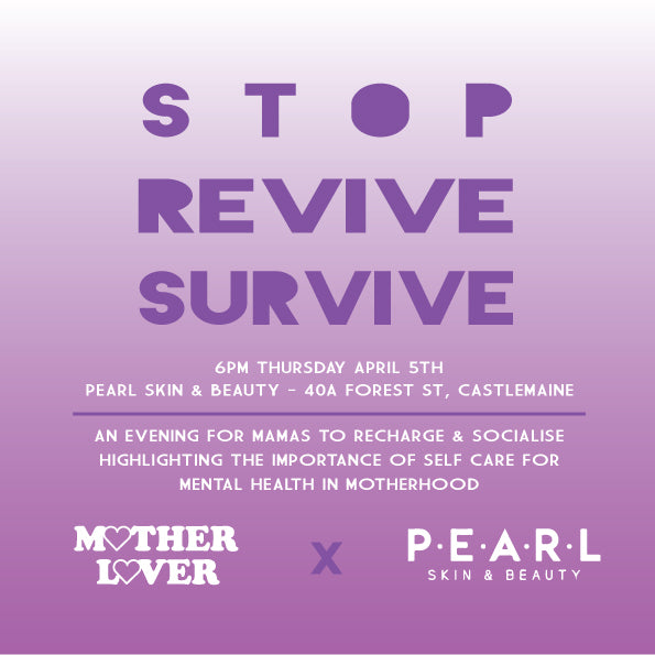 Stop. Revive. Survive.
