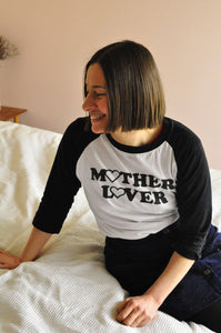 Mother Lover Baseball Tee