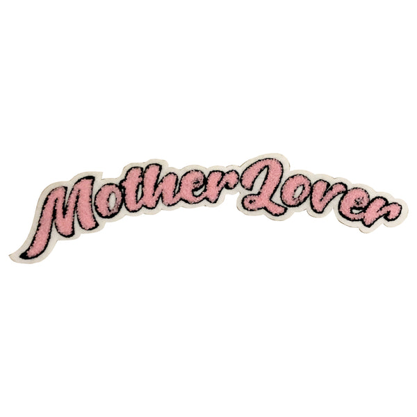 Mother Lover Chenille Patch