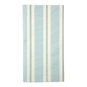 Blue Stripe Table Cloth