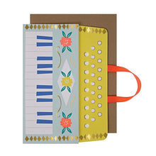 Accordion Card