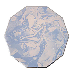 Blue Marble Plates (large)
