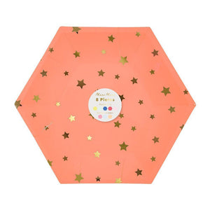 Jazzy Star Plates (large)