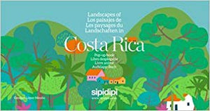 Paisajes de Costa Rica Pop up