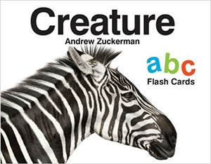 Creature ABC Flash Card