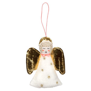 Angel Felt Tree Decoration