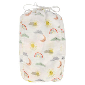 Happy Weather Swaddle Baby Blankets