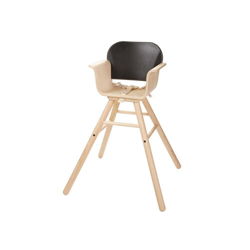 High Chair Black