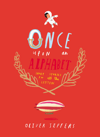 Once Upon a Alphabet