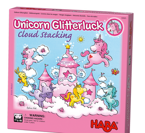 Unicorn Glitterluck - Cloud Stacking